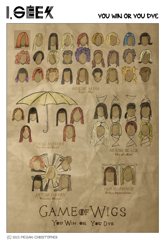 Game of Wigs